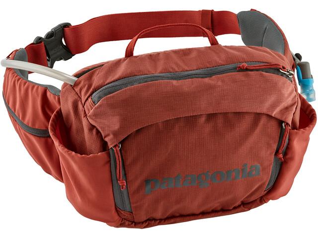 Patagonia Nine Trails Hip Bag 8l orange